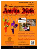 Amrita Mela - A Festival of Indian Dance, Arts, Auction &...