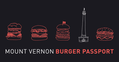 Mount Vernon Burger Passport