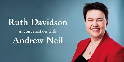 Yes She Can: Ruth Davidson in conversation with Andrew...