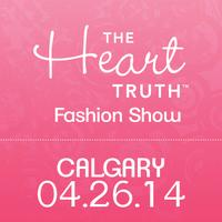 The Heart Truth Calgary Fashion Show