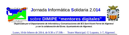 #JIS14 Proyecto Leonardo DIMIPE sobre Mentores...
