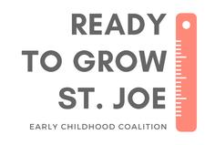 Ready to Grow St. Joe logo