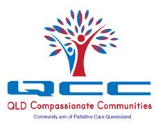 Qld Compassionate Communities logo
