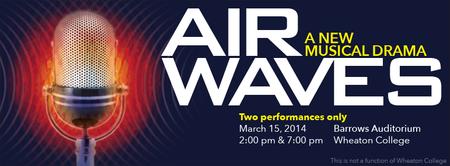 Airwaves - A New Musical Drama