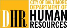 City of Baltimore - DHR Learning & Development Class / Event Registration Site logo