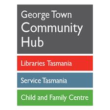 George Town Community Hub logo