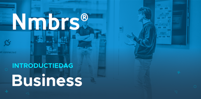 Nmbrs® Business Introductiedag