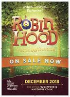 Robin Hood, The Arts Centre Hounslow's 2018 Pantomime!