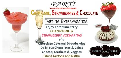 Champagne, Strawberries and Chocolate Tasting...