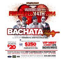 Bachata Heightz Live