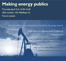 Making Energy Publics