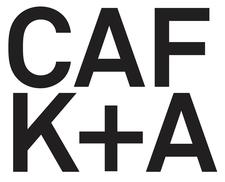 CAFKA (Contemporary Art Forum Kitchener and Area) logo