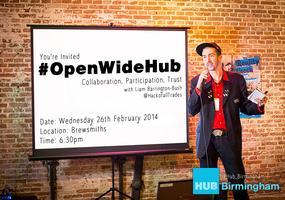 #OpenWideHub with Liam Barrington - Bush