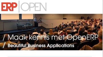 OpenERP | Roadshow incl demo ERP  incl. CMS &...