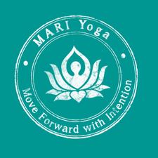 MARI Yoga logo