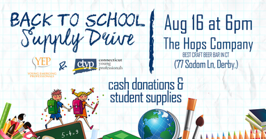 Back to School Happy Hour w/ CTYP and YEP