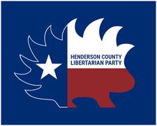 Henderson County Libertarian Party logo