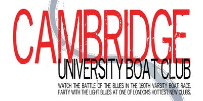 Cambridge Boat Race Official After Party