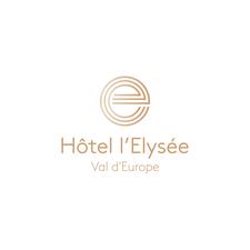 Hotel l'Elysée Val d'Europe logo