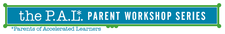 Parents of Accelerated Learners, NYC [PALNYC]  logo