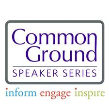 Common Ground Speaker Series logo