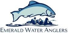 Emerald Water Anglers logo