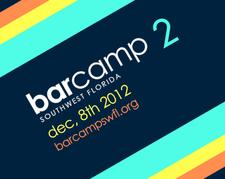 BarcampSWFL Technology Conference + JuniorCamp K-12 EdTech Festival logo