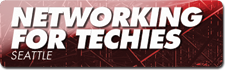 Networking For Techies - Seattle logo