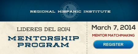 Lideres del 2014 - Mentorship Program Matchmaking