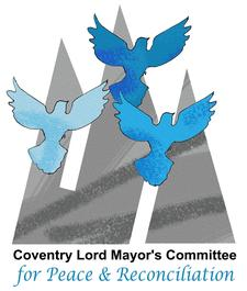 Coventry Lord Mayor's Committee for Peace and Reconciliation logo