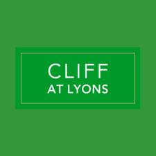 Cliff at Lyons logo
