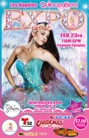 Expo Quinceanera Magazine Los Angeles Pomona Fairplex