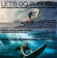 LET'S GO SURFING | SURF LESSONS, COACHING, CONDITIONING &...