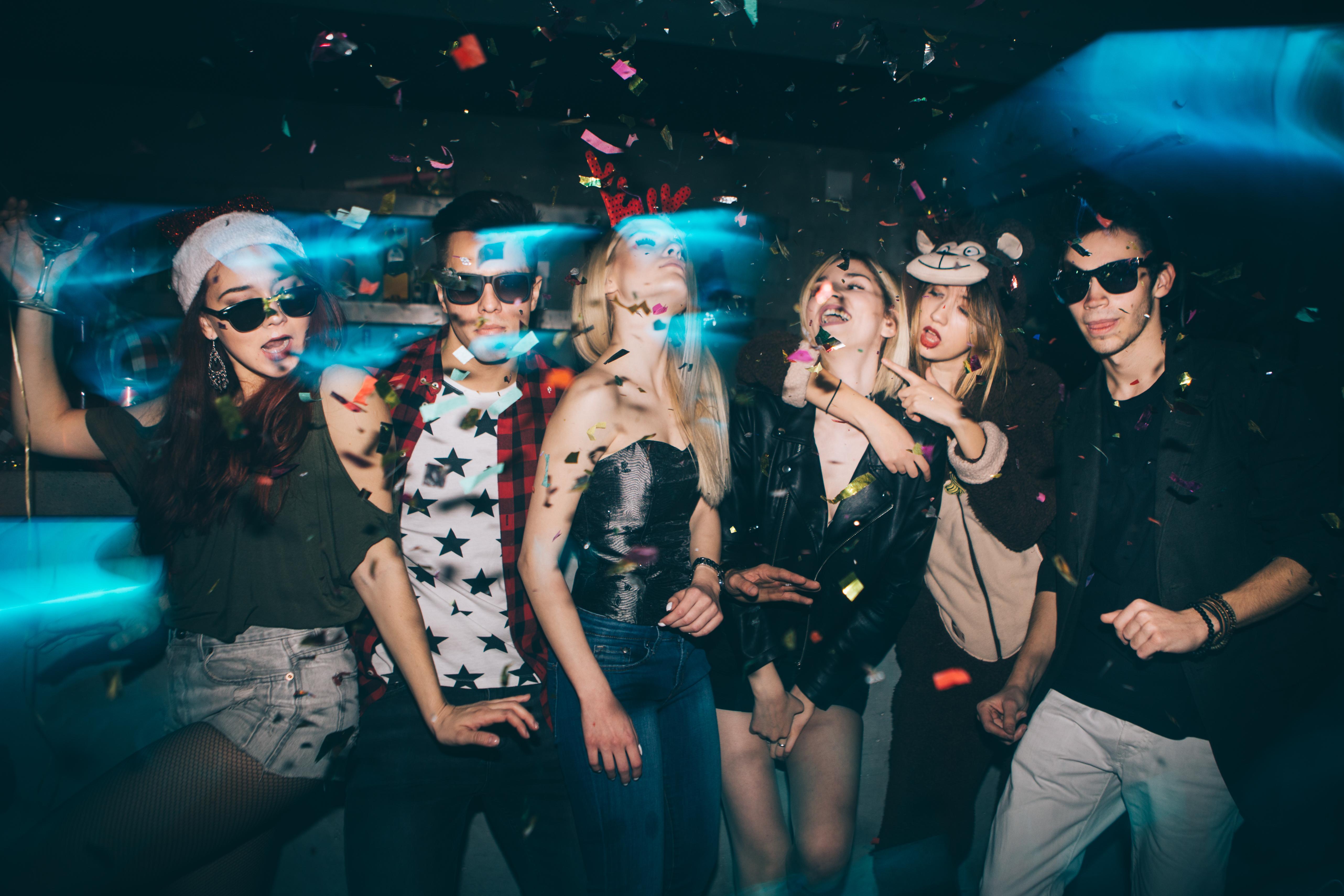 Party Bus Nightclub Crawl