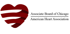 AHA's Associate Board of Chicago logo