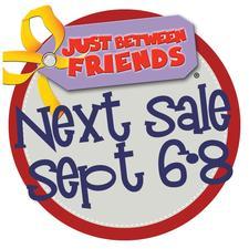 Just Between Friends Rockford logo