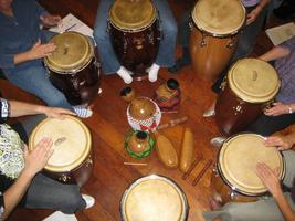 Emotional Preparedness through Drumming