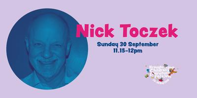 BHCLF2018: Nick Toczek (Sunday)