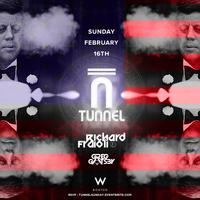 FREE Long Weekend Party at TUNNEL BOSTON (W Hotel)