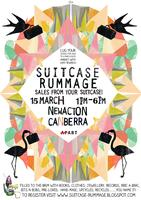Suitcase Rummage - CANBERRA!