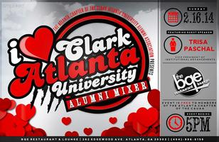 I Love CAU Alumni Networking Mixer