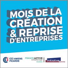 Initiative Somme France Active Picardie CCI Amiens-Picardie logo