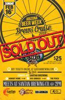AZ Beer Week Brews Cruise 2014