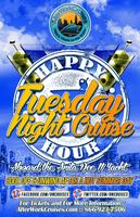 Tuesday Night Happy Hour Cruise Aboard the Anita Dee II...