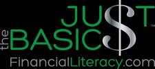 Me'Shae Brooks-Rolling, Just The Basics Financial Literacy logo