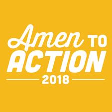 Amen to Action logo
