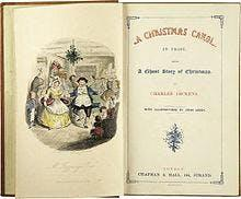 "One Man Performance of ""A Christmas Carol"""
