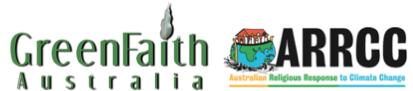 GreenFaith ARRCC Climate Action Kit Launch