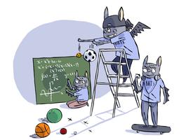 B.A.T.S. High School STEM Career Fair