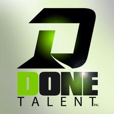 D.One Talent, Inc. logo